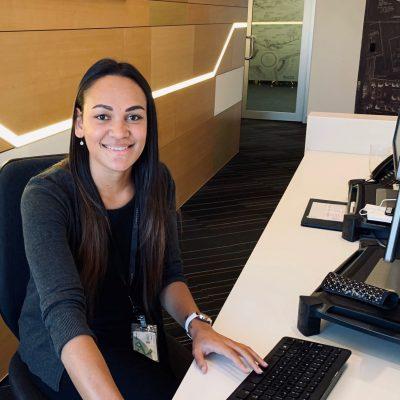 Samarah Brown (trainee)_Development WA_